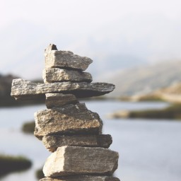 Balance For Today: Lessons from a Rock Cairn